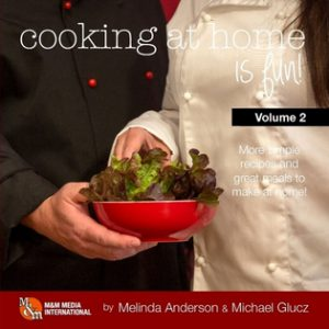Vol 2. Cookbook Collection - cooking at home is fun