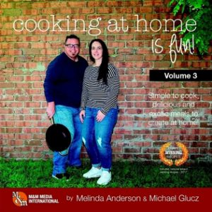 Vol 3. Cookbook Collection - cooking at home is fun
