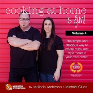Cookbook Volume 4 - Cookbook Collection - cooking at home is fun