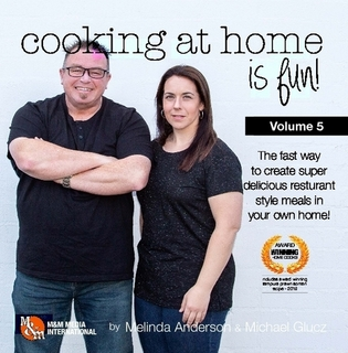 Vol 5. Cookbook Collection - cooking at home is fun