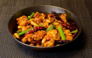 Chinese Kung Pao Chicken - cooking at home is fun and it's easier than you think!
