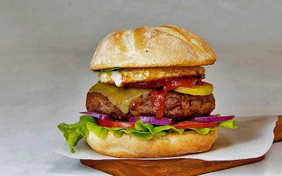 The Invincible Aussie Burger