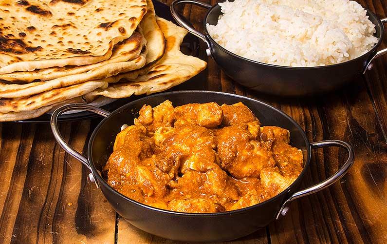 Chicken Tikka Masala - cooking at home is fun