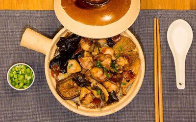 Chinese Claypot Chicken
