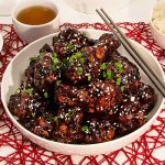 Korean Myeongdong Chicken - cooking at home is fun
