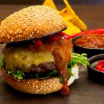 Mexican Jalapeno Burger - cooking at home is fun and it's easier than you think!