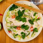 Thai Chicken Broth - cooking at home is fun