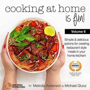 Vol 6. Cookbook Collection - cooking at home is fun